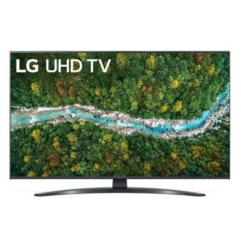 """Телевизор LG 43UP78003LB, 43"""" (109.22 cm) 4K/UHD LED Smart TV, DVB-T2/C/S2, LAN, Wi-Fi, Bluetooth, 2x HDMI, 1x USB image"""