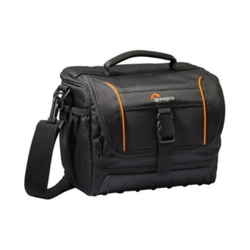 Чанта за фотоапарат Lowepro Adventura SH160 II за DSLR фотоапарати, черна image