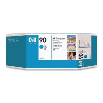 ГЛАВА HP DesignJet 4000 Series - Cyan - P№ C5060A - заб.: 225ml image