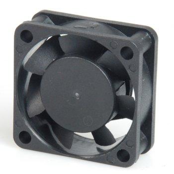 Вентилатор 40мм, EverCool EC4015SH12BA, 2 ball bearing, 3 Pin Molex, 10000rpm image