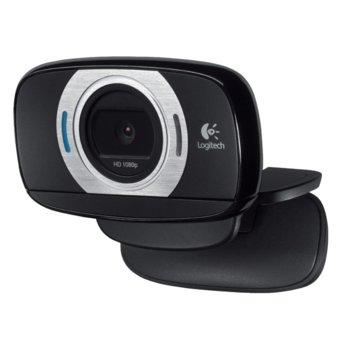 Уеб камера Logitech HD Webcam C615, 1080p FULL HD, микрофон image