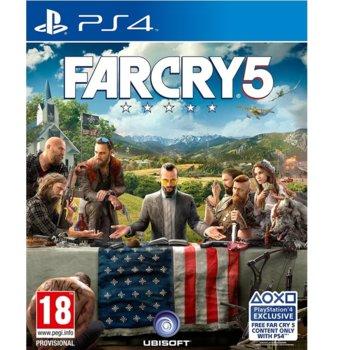 Игра за конзола Far Cry 5, за PS4 image