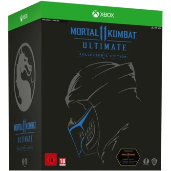 MORTAL KOMBAT 11 ULTIMATE KOLLECTORS ED Xbox One product