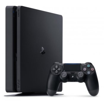 Sony PlayStation 4 Slim CUH-2216A 500GB Jet Black product
