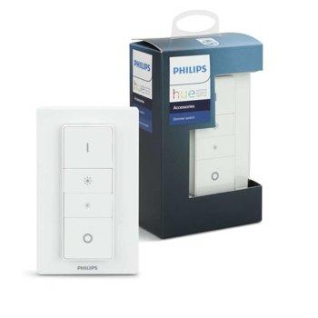 Смарт димиращ суич Philips HUE Switch, за HUE системата на Philips, до 10 крушки image