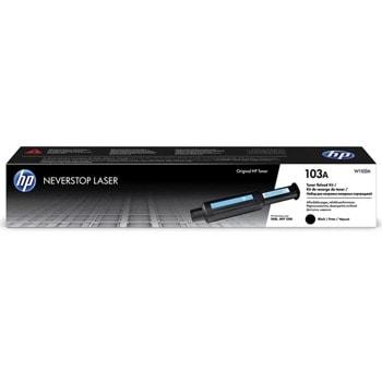Тонер касета за HP Neverstop Laser 1000/ Neverstop Laser 1200, Black/Черен, HP 103A Neverstop Laser Reload Kit, оригинален, 2500к image