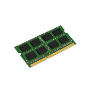 Памет 4GB DDR3L 1600MHz, SODIMM, Kingston KVR16LS11/4, 1.35V image