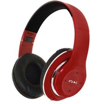 PC слушалки FE-02 / Bluetooth , Red product