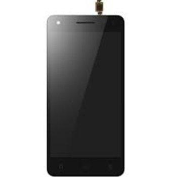 Дисплей за Lenovo Vibe S1 Lite (S1La40) LCD с тъч, черна и синя рамка image