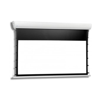 Екран Avers AKUSTRATUS 2 TENSION 21-12 MW BT, за стена/таван, Matt White, 2360 х 1760 мм, 16:10 image
