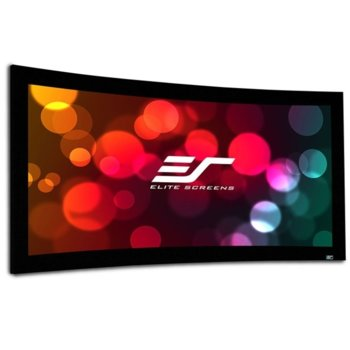 Elite Screen Curve120WH1 product