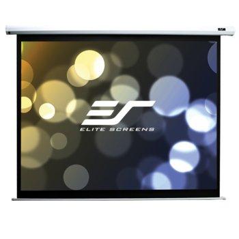 """Екран Elite Screen ELECTRIC128NX Spectrum, за стена/таван, MaxWhite, 275.3 x 172.2cm, 128""""(325.12cm), 16:10 image"""
