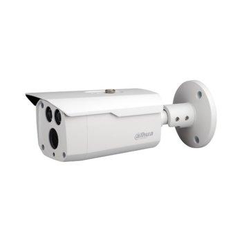 "HDCVI камера Dahua HAC-HFW1230D-0360B, насочена ""bullet"" камера, 2 MPix (1080p(1920x1080@25FPS)), 3.6mm обектив, IR осветление (до 80m), външна, IP67 защита image"