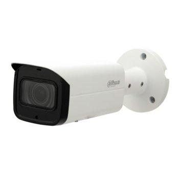 "IP камера Dahua IPC-HFW4231T-ASE-0360B, насочена ""bullet"", 2Mpix(19280x1080@25FPS), 3.6mm обектив, H.265+/H.265/H.264+/H.264, IR осветеност (до 60m), външна IP67, вандалоустойчива IK10, microSD слот, RJ-45 10/100Base-T image"