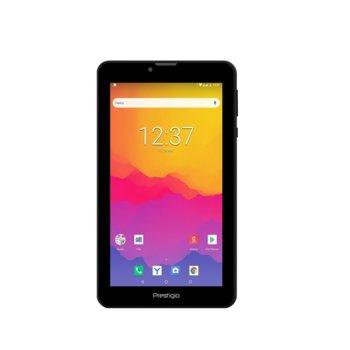 "Таблет Prestigio Wize 4117 3G (PMT4117_3G_C), 3G, 7"" (17.78 cm)IPS WSVGA дисплей, четириядрен 1.3 GHz, 1GB, 8GB Flash памет, 2.0 & 0.3 Mpix камера, Android 8.1 image"