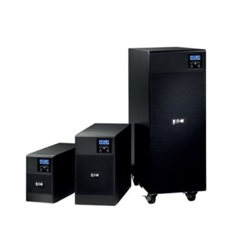 UPS Eaton 9E 3000i XL, 3000VA/2400W, LCD дисплей, On-Line, Tower image