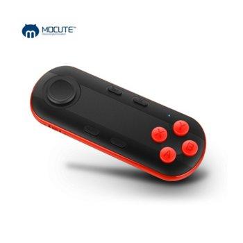 Безжичен контролер MOCUTE Mini, Bluetooth 3.0, универсален, 10м обхват, до 120 часа работа, черен image