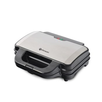 Скара Rohnson R-2680, плочи с мраморно покритие, индикатор за включване и готовност за работа, 900W image
