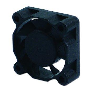 Вентилатор 30мм, EverCool EC3010M12EA EL Bearing, 3-pin, 8000rpm image