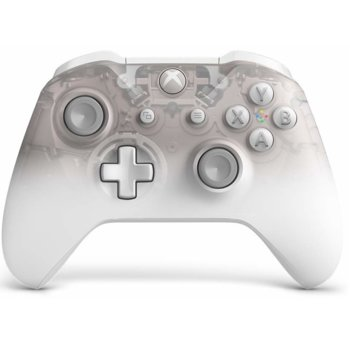 Microsoft Xbox One WirelessController PhantomWhite product