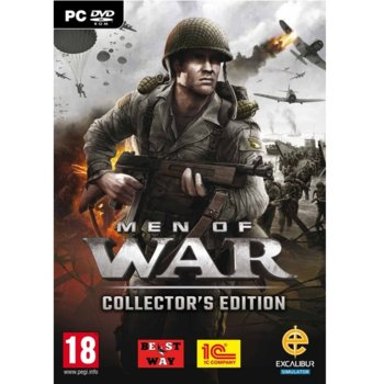Men of War Collectors Edition product