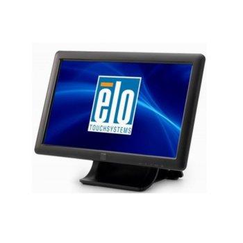"""Монитор Elo ET1509L-8UWA-0-G, 15.6"""" (39.62 cm) TN сензорен панел, IntelliTouch, стъклено покритие, 198 cd/m2, 300:1, D-Sub  image"""