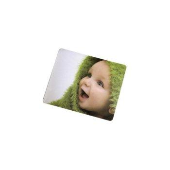 Подложка за мишка Hama Smiling Baby 52243, силиконов, 230 x 190 x 1 мм image