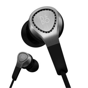 Слушалки Bang & Olufsen BeoPlay H3, микрофон, тип тапи, сребристи image