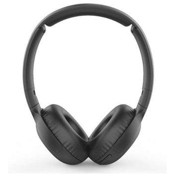 Слушалки Philips TAUH202BK, безжични, микрофон, черни image