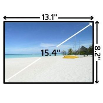 "Матрица за лаптоп Samsung LTN154AT13-701, 15.4"" (39.12cm) WXGA, 1280 x 800 , матов image"
