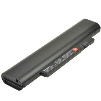 Батерия (оригинална)за лаптоп Lenovo, съвместима с LENOVO ThinkPad X121e/X130e/ X131e/X140e, 6-cell, 10.8V, 5800mAh image