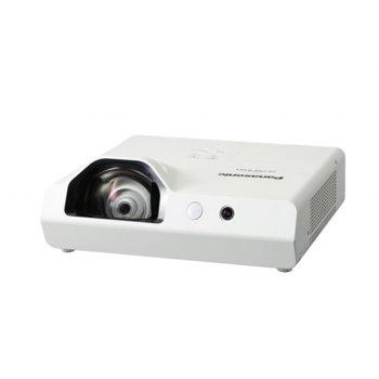 Проектор Panasonic PT-TW371R, 3LCD, WXGA (1280x800), 16 000:1, 3300 lm, HDMI, 2x VGA, 2x USB image