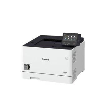 Лазерен принтер Canon i-SENSYS LBP664Cx, цветен, 600 x 600 dpi, 27 стр/мин, LAN, Wi-Fi, A4 image