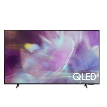 "Телевизор Samsung 43Q60A (QE43Q60AAUXXH), 43"" (109.22 cm) QLED Smart TV, HDR, DVB-T2/C/S2, LAN, Wi-Fi, Bluetooth, 3x HDMI, 2x USB image"