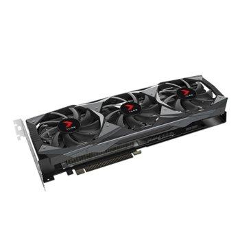 Видео карта Nvidia GeForce RTX 2080 SUPER, 8GB, PNY GeForce RTX 2080 SUPER XLR8 OC TRIPLE FAN, PCI-E 3.0, GDDR6, 256bit, DisplayPort, HDMI image