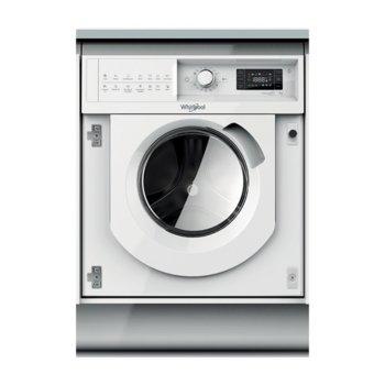 Пералня Whirlpool BI WMWG 71484E EU, клас A++, 7 кг. капацитет на пералня, 1400 оборота, свободностояща, за вграждане, 60cm. ширина, 14 програми, бяла image