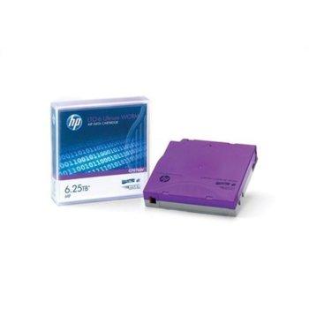 Aрхивиращo устройствo, HP LTO-6 Ultrium MP WORM, 12.65 mm/846, 6.25 TB Data Tape image