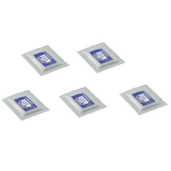Кърпички за почистване на термо-паста, 5бр.  image