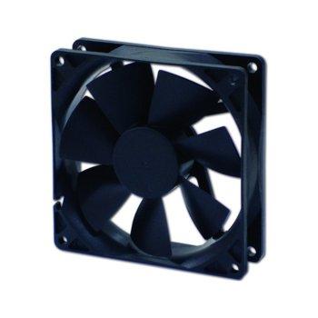 Вентилатор 92мм, EverCool EC9225L12EA EL Bearing 1800rpm image