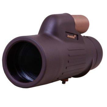 Монокъл Levenhuk Vegas ED 8x42, 8x оптично увеличение, 42мм леща, непромокаем, оптика с изключително ниска дисперсия, възможност за адаптиране към триножник image