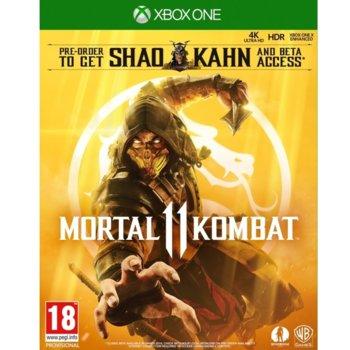 Игра за конзола Mortal Kombat 11, за Xbox One image