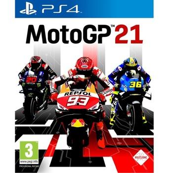Игра за конзола MotoGP 21, за PS4 image