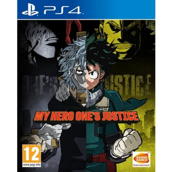 My Hero Ones Justice (PS4) product