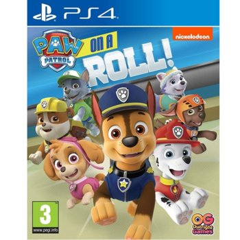 Paw Patrol: On a Roll (PS4) product