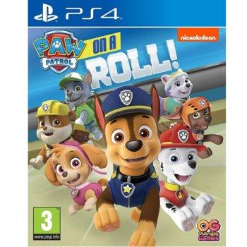 Игра за конзола Paw Patrol: On a Roll, за PS4 image