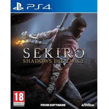 Sekiro: Shadows Die Twice (PS4) product
