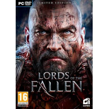 Lords Of The Fallen Limited Edition product