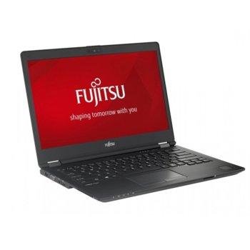 Fujitsu Lifebook U938 Red product