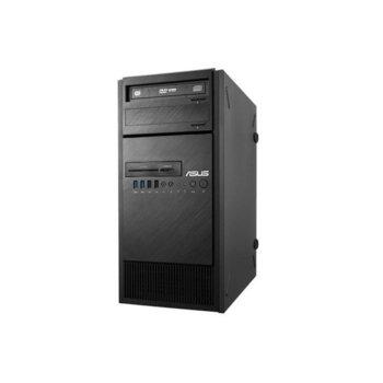Настолен компютър Asus ESC500 G4 M3G, четиридрен Kaby Lake Intel Xeon E3-1245 v6 3.7/4.1GHz, 16GB ECC DDR4, 256GB SSD, 1x USB 3.1 Type C, 1, 1x USB 3.1, 6x USB 3.0, Windows 10 Pro image