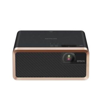 Проектор Epson EF-100 B, 3LCD, 1280 x 800 (WXGA), 2 500 000:1, 2,000lm, Bluetooth, HDMI, USB, 1x Audio jack image